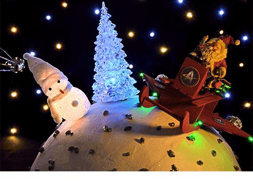 Immagini Di Natale Nel Mondo.La Vigilia Di Natale Nel Mondo Siria Inghilterra Francia